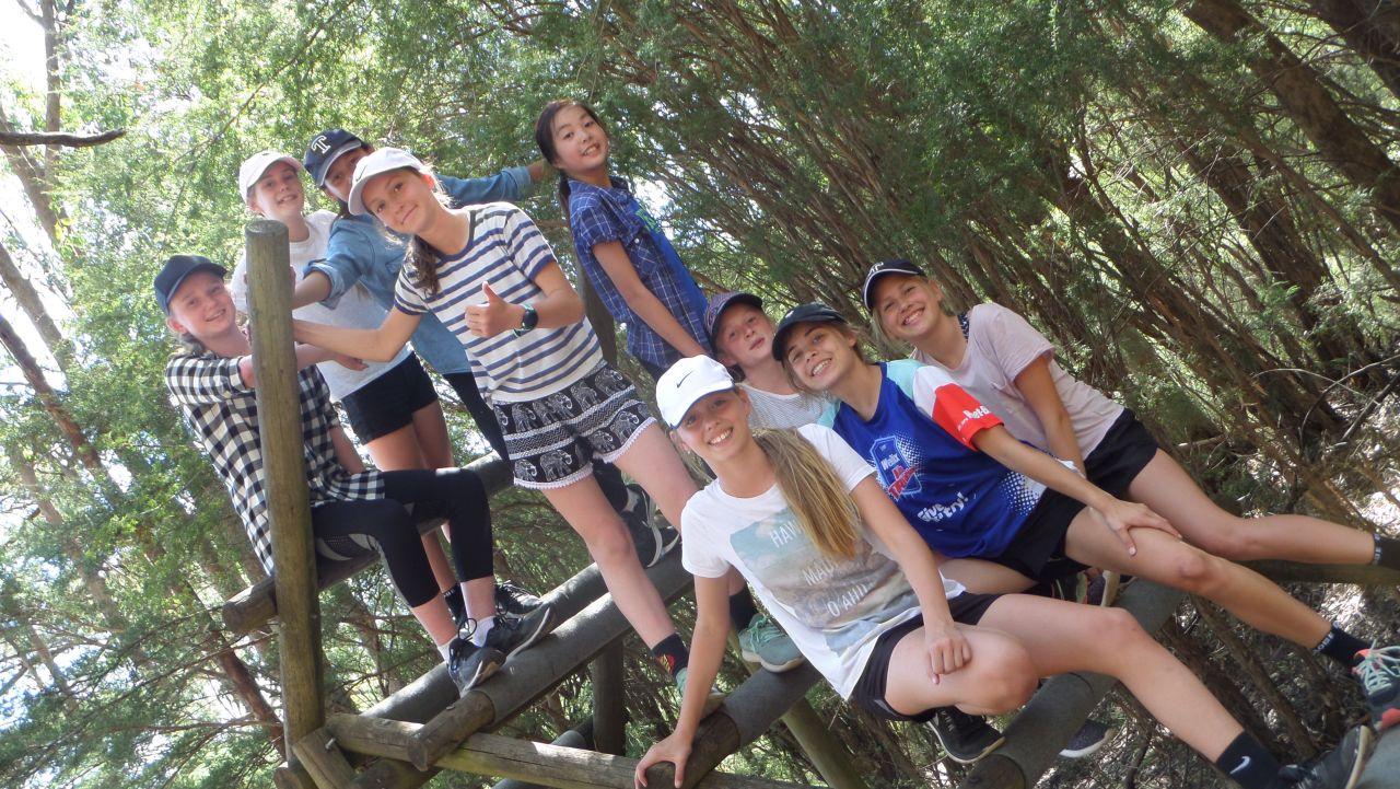 Year 8 Camp Tintern Aspectus